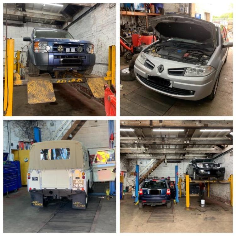Car servicing and mots